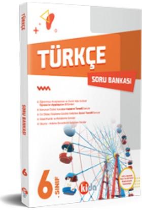 Kida Yayınları 6. Sınıf Türkçe Soru Bankası