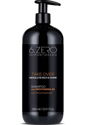 6.zero Take Over Absolute Rich & Shine - Kuru ve Mat Saçlar Için Bakım Seti Büyük Boy