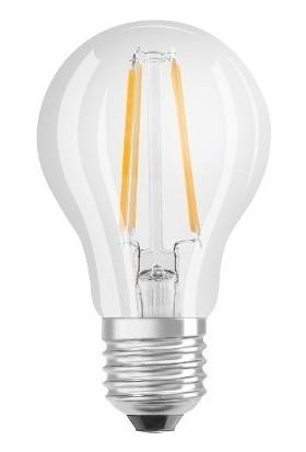 Osram LED Filament 7W 60W 2700K Sarı Işık E27 4 Filamentli Ampul 10'lu