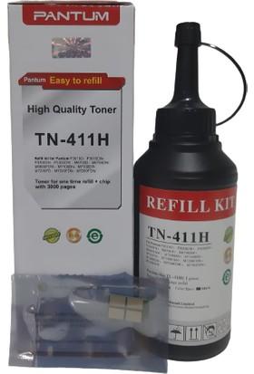 Pantum TN-411H Refill Toner Dolum Kiti Siyah