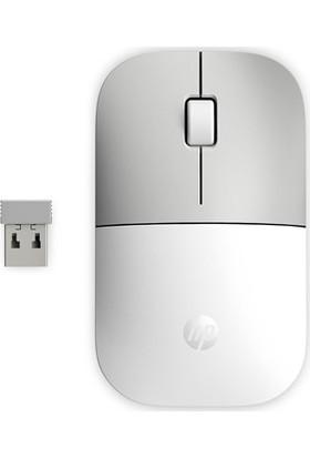 HP Z3700 Kablosuz Ince & Sessiz Mouse - Beyaz & Gümüş - 171D8AA