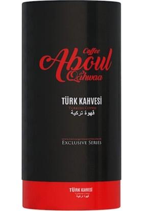 Aboul Qahwaa Exclusive Türk Kahvesi 250 gr