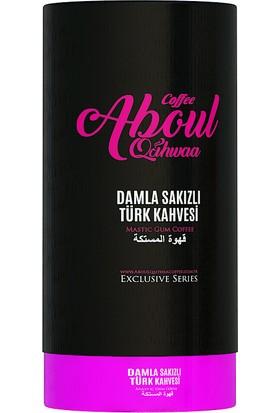 Aboul Qahwaa Exclusive Damla Sakızlı Türk Kahvesi 250 gr 2'li