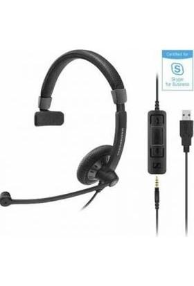 Sennheiser SC 45 USB Çağrı Merkezi Kulaklığı