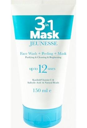 Jeunesse 3 In 1 Mask Face Wash + Peeling + Mask