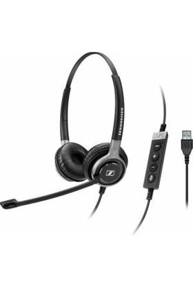 Sennheiser Sc 660 USB ml Hd Çağrı Merkezi Kulaklığı