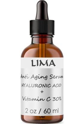 Lima Anti Aging Kırışıklık Giderici Serum LM29