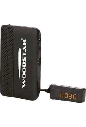 Woodstar WDS-2063 Full Hd Uydu Alıcısı