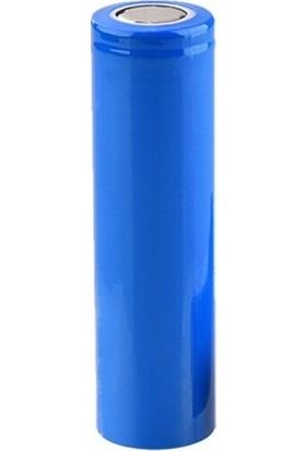 Atasbey Ataşbey 18650 Li-On 3.7V Şarj Edilebilir Büyük Pil