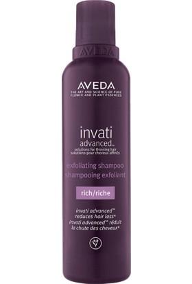 Aveda Invati Advanced Saç Dökülmesine Karşı Şampuan Zengin 200 ml