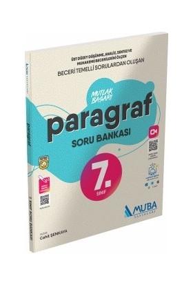Muba Yayınları Mutlak Başarı 7. Sınıf Paragraf Soru Bankası