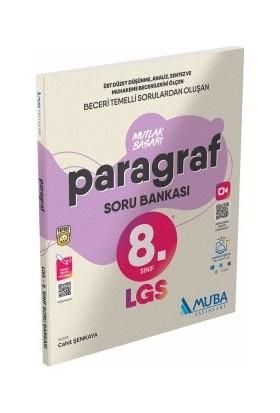 Muba Yayınları Mutlak Başarı 8. Sınıf LGS Paragraf Soru Bankası
