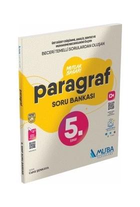 Muba Yayınları Mutlak Başarı 5. Sınıf Paragraf Soru Bankası