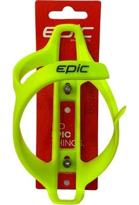 Epic Plastik Renkli Bisiklet Suluk Matara Kafesi Tutacağı