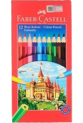 Faber-Castell 4'lü Boya Seti + Resim Defteri