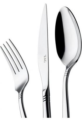 Taç Calista Tivoli 72 Parça Çatal Kaşık Bıçak Seti