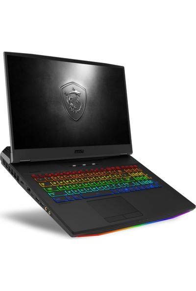 "MSI GT76 Titan DT 10SGS-095TR Intel Core i9 10900K 64GB 1TB + 1TB SSD RTX 2080 Super Windows 10 Pro 17.3"" UHD Taşınabilir Bilgisayar"
