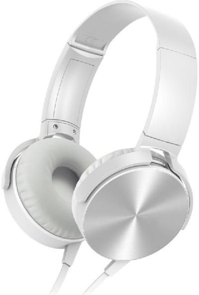 Sunix Sx-51 Kulaküstü Kulaklık (Mikrofonlu)