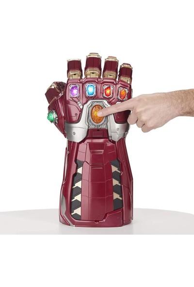 Avengers Marvel Legends Series Endgame Power Gauntlet Mafsallı Elektronik Yumruk