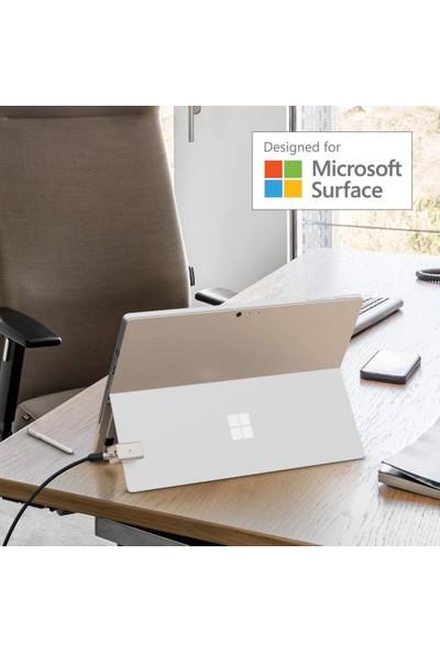 Kensington Microsoft Surface Pro ve Surface Go Anahtarlı Kablo Kilidi (K62044WW)
