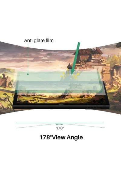 Artisul D22S 21.5 Inç Çizim Kalemi Ekran Grafik Monitörü