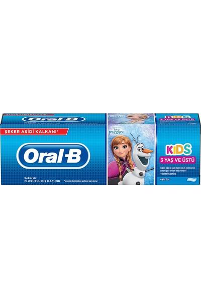 Oral-B Kids Stages Frozen Çocuk Diş Macunu 75 ml
