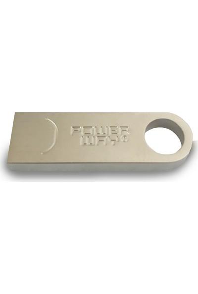 Powerway Metal 32GB USB 2.0 Flash Bellek