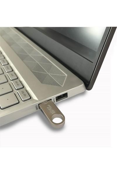 Powerway Metal 16GB USB 2.0 Flash Bellek