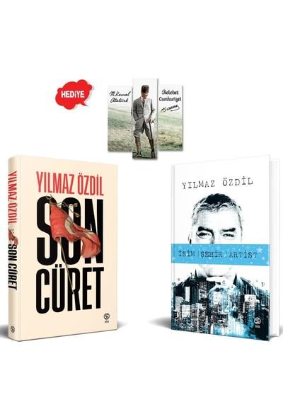 Son Cüret ve Isim Şehir Artist - Yılmaz Özdil + Atatürk Magnet