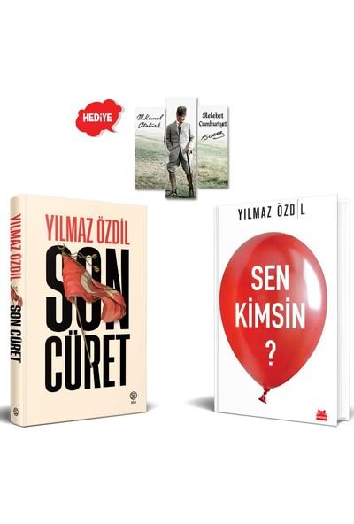Son Cüret ve Isim Sen Kimsin - Yılmaz Özdil + Atatürk Magnet