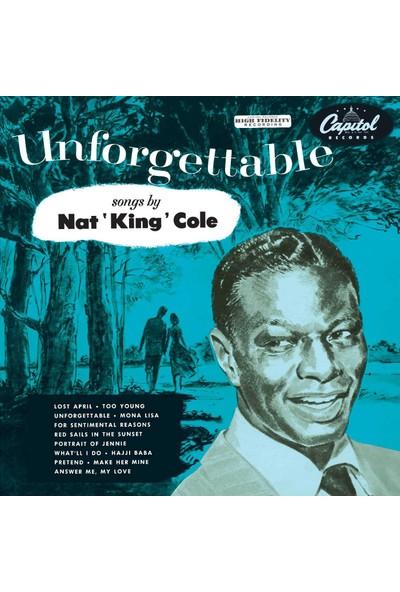 Nat King Cole Unforgettable Plak
