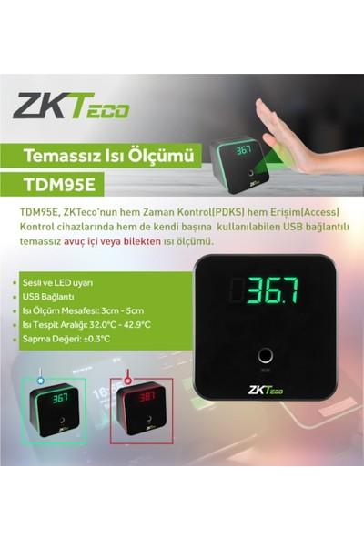 ZKteco TDM95E Sıcaklık Algılama