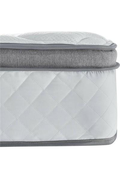 Heyner Sleep Cotton Full Yaylı ve Pedli Yatak 80x180 cm