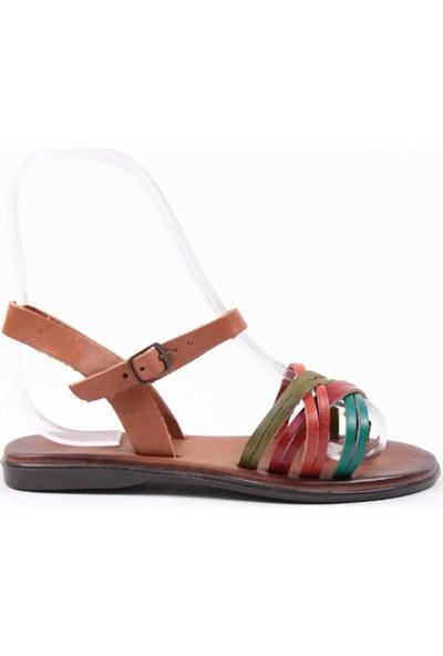 Gob London Kadın Sandalet 1017-123-0003