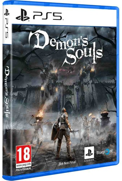 Demon Souls PS5 Oyun