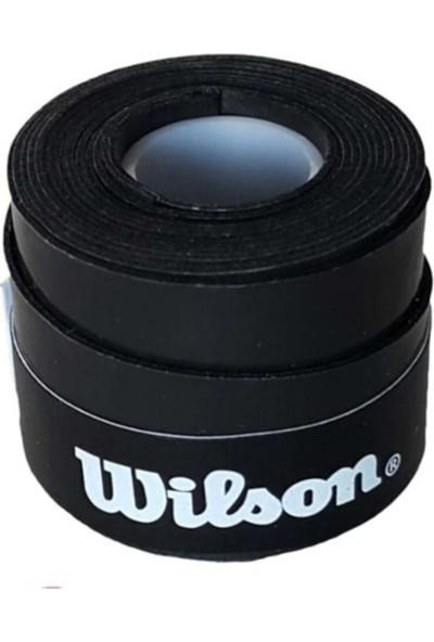 """Wilson Comfort Bowl O""""grips Tekli Siyah Grip"""