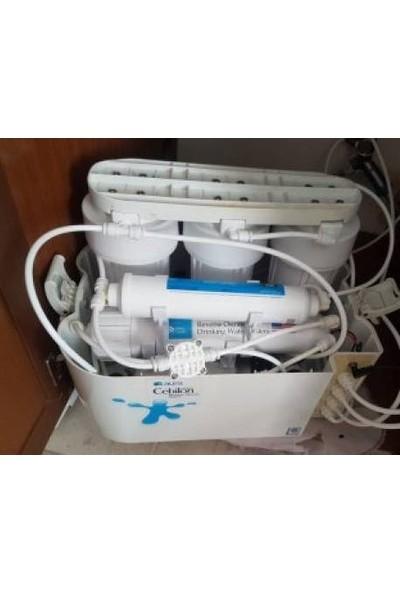Ihlas Aura Cebilon Compact Su Arıtma Cihazı Filtresi 4'lü Filtre Seti