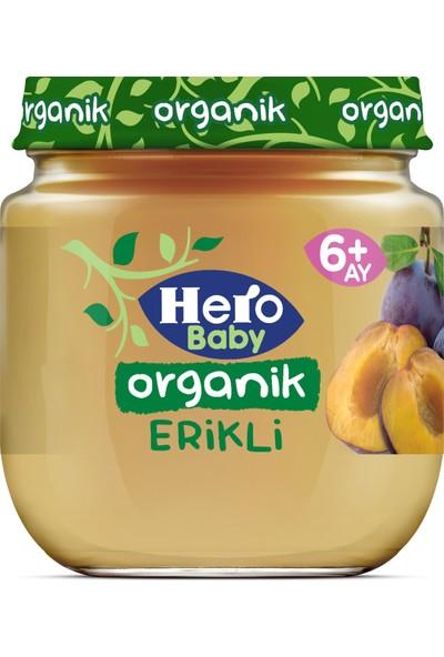Hero Baby Organik Erik Püresi Kavanoz Mama 120g