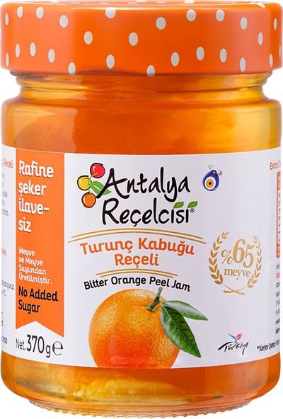 Antalya Reçelcisi Şeker İlavesiz Turunç Kabuğu Reçeli 370 Gr