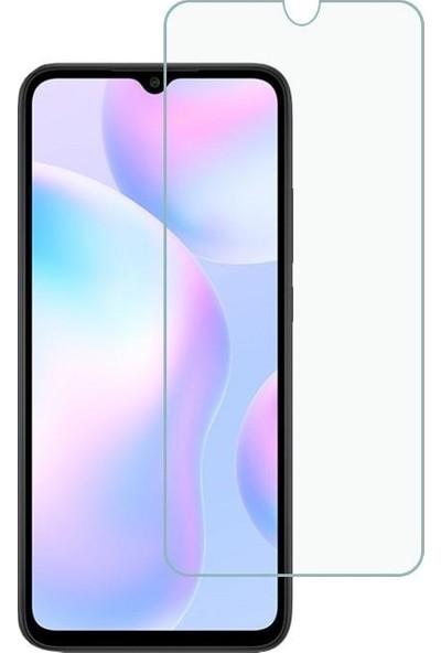 Engo Xiaomi Redmi 9A Ekran Koruyucu Nano Temperli Cam