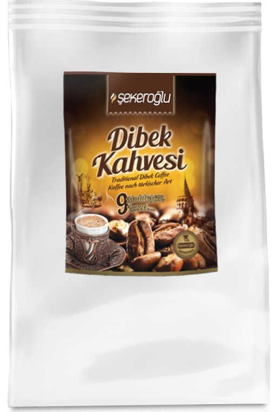 Şekeroglu Dibek Kahvesi 1000 gr