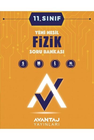 Avantaj Yayınları 11. Sınıf Fizik Soru Bankası