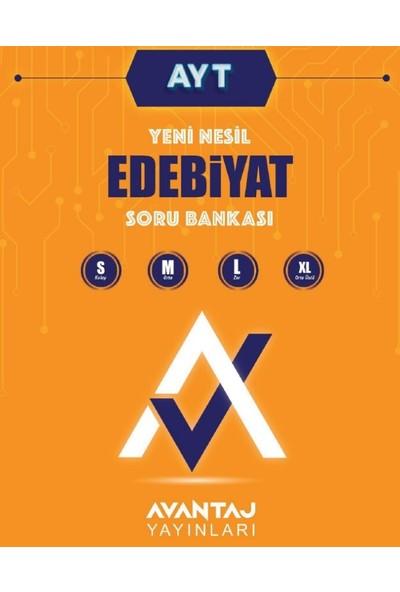 Avantaj Yayınları AYT Edebiyat Soru Bankası