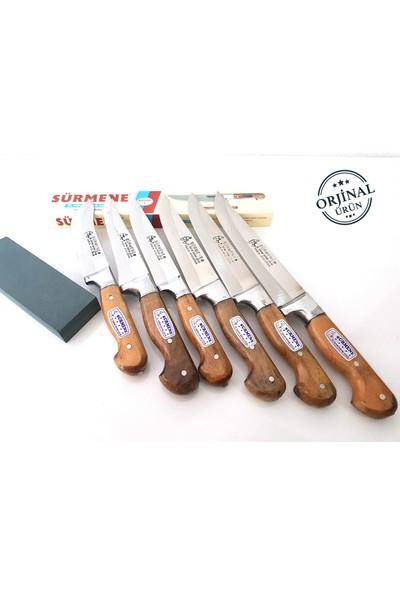 Sürmene Mutfak Kasap Bıçak Seti 6'lı