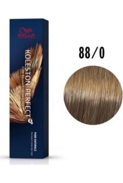 Wella Koleston Perfect Me 88/0 Açık Yoğun Sarı Saç Boyası 60 ml