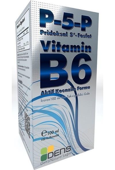 Delta Naturel P-5-P Vitamin B6 100 ml