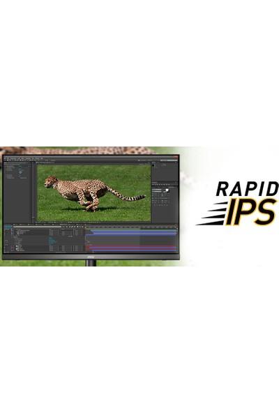 "MSI Creator PS321QR 31.5"" 165Hz 1ms (HDMI+Display) WQHD IPS LED Monitör"