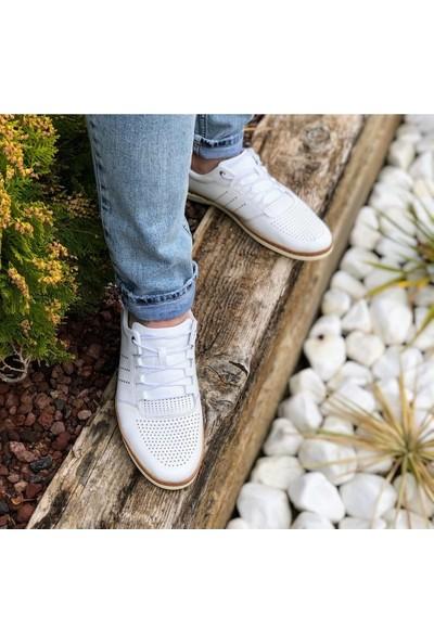 Yağlıoğlu 4203 Deri Günlük Erkek Ayakkabı