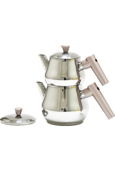 Papatyam Burcu Mini Boy Çaydanlık Pudra