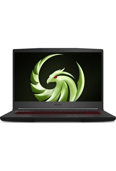 """MSI Bravo 15 A4DDR-243XTR AMD Ryzen 7 4800H 8GB 512GB SSD RX 5500M Freedos 15.6"""" FHD Taşınabilir Bilgisayar"""